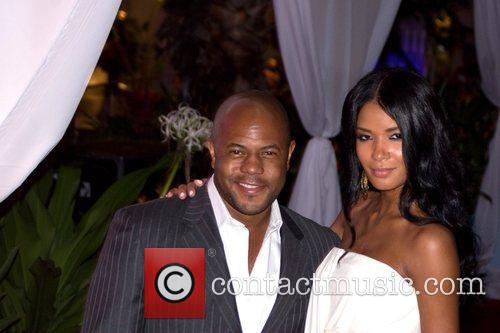 Rockmond Dunbar and Machiko Harris