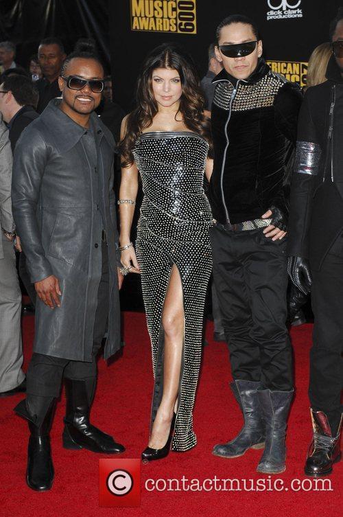 The Black Eyed Peas 2009 American Music Awards...