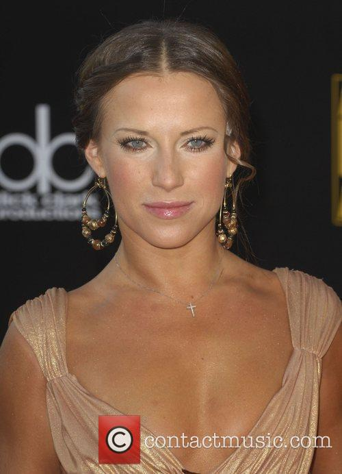 Edyta Sliwinska 2009 American Music Awards - Arrivals...