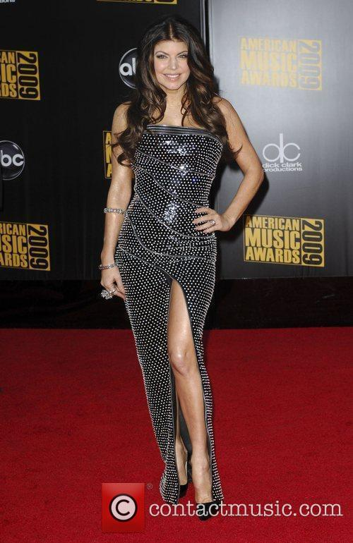Fergie 2009 American Music Awards - Arrivals held...