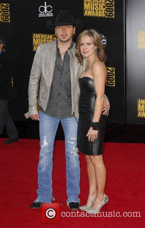 Jason Aldean and Guest 2009 American Music Awards...