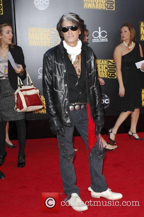 Joe Perry 2009 American Music Awards - Arrivals...