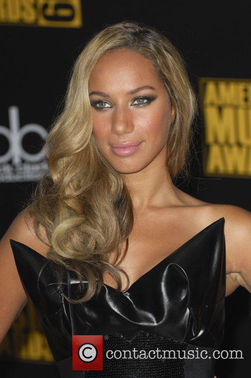 Leona Lewis 2009 American Music Awards - Arrivals...