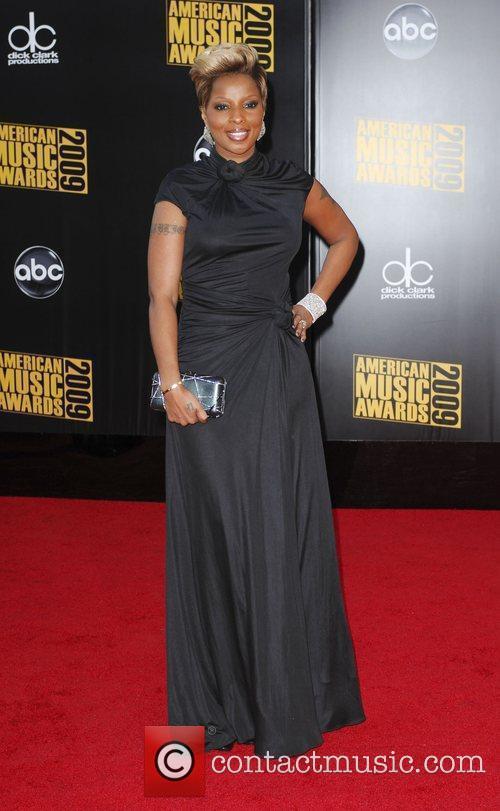 Mary J. Blige 2009 American Music Awards -...