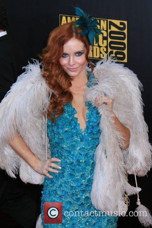 Phoebe Price 2009 American Music Awards - Arrivals...