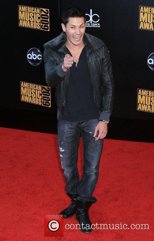 Alex Meraz 2009 American Music Awards - Arrivals...
