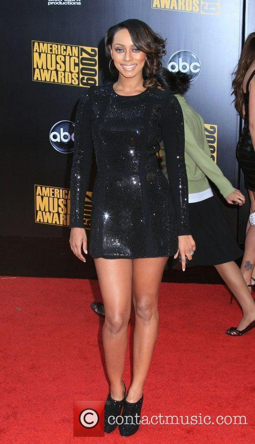 Keri Hilson 2009 American Music Awards - Arrivals...