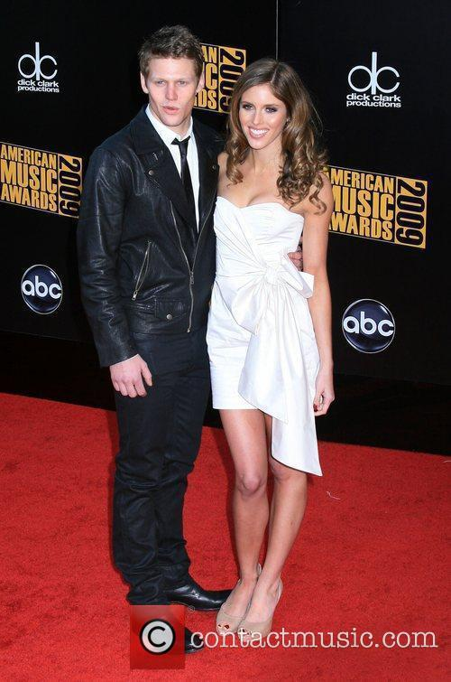 Zach Roerig and Kayla Ewell  2009 American...