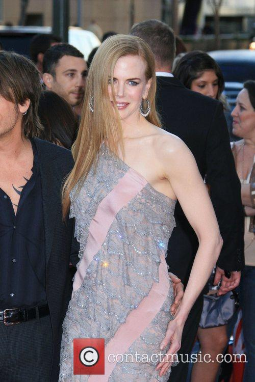 Nicole Kidman 2009 American Music Awards - Arrivals...