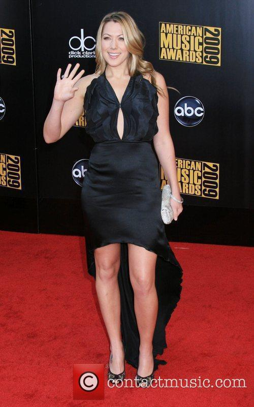 Colbie Caillat 2009 American Music Awards - Arrivals...