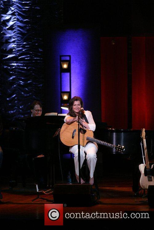 Amy Grant Challenge America, honoring wounded warriors held...