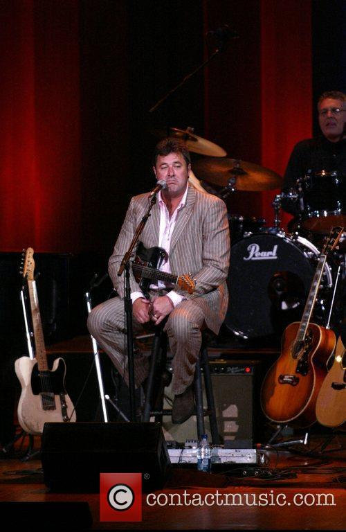 Vince Gill Challenge America, honoring wounded warriors held...