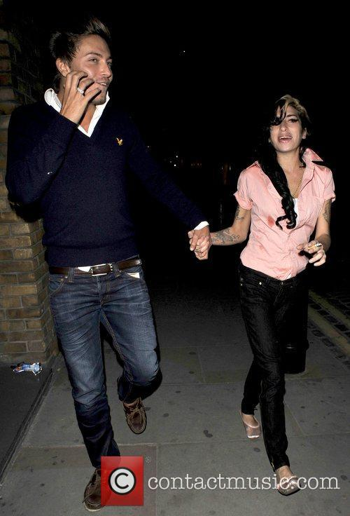 Tyler James and Amy Winehouse 5