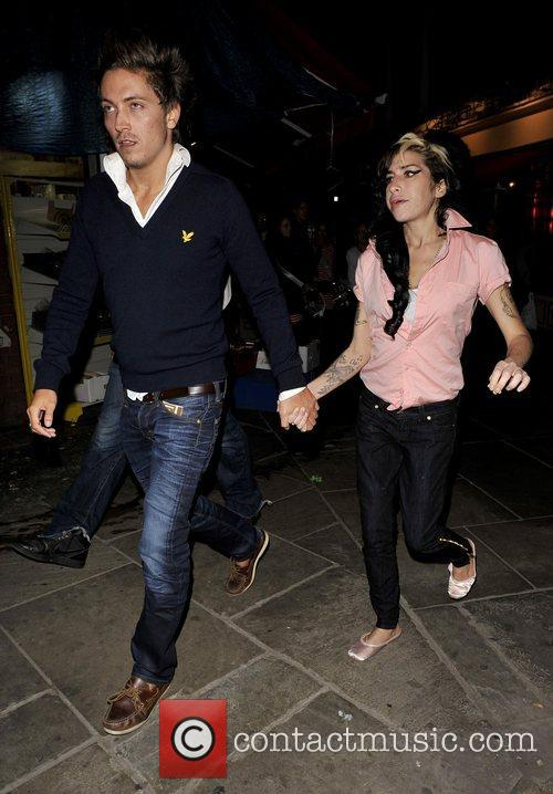 Tyler James and Amy Winehouse 4