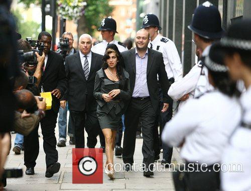 Amy Winehouse and Mitch Winehouse 5