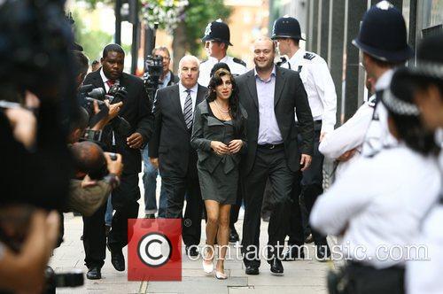 Amy Winehouse and Mitch Winehouse 1
