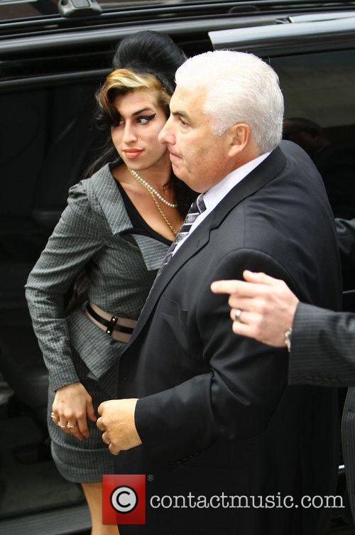 Amy Winehouse and Mitch Winehouse 11
