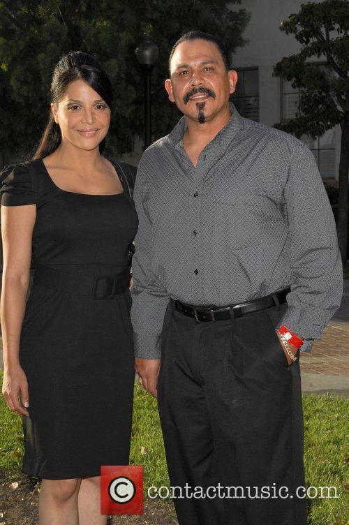 Emilio Rivera and His Wife 3