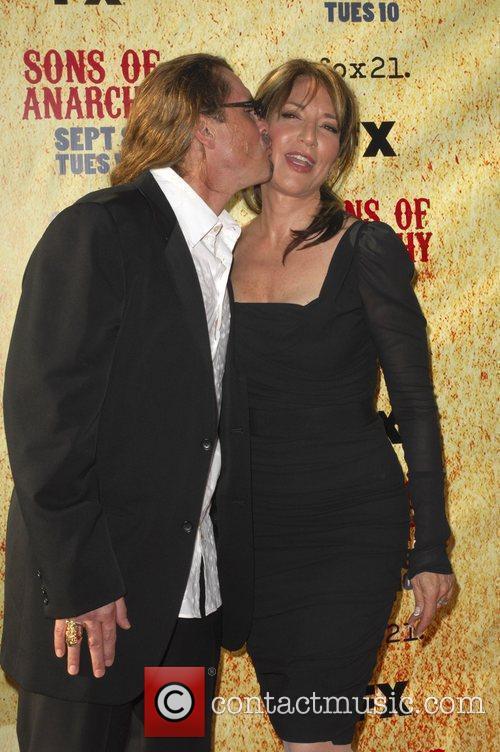Katey Sagal - Season Two Premiere Screening of Fx's 'Sons ...