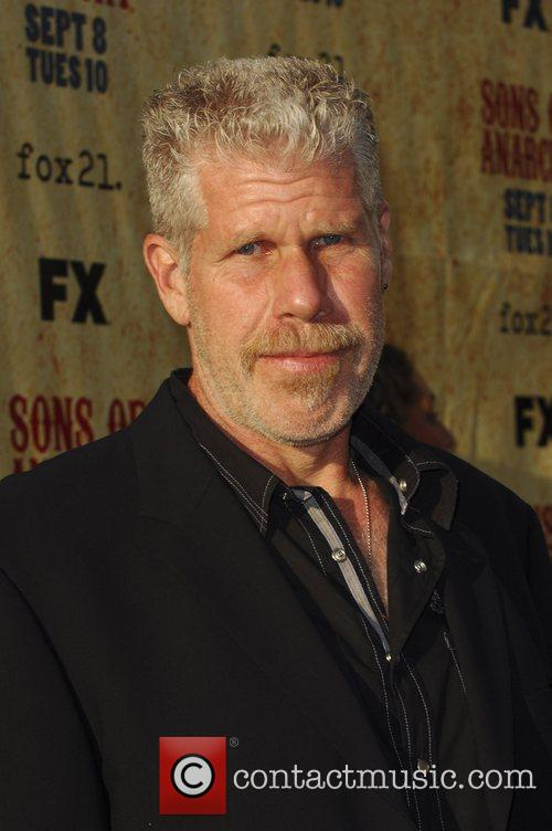 ron perlman season two premiere screening of fx