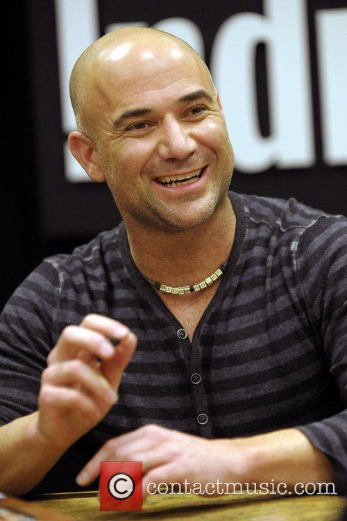 Andre Agassi 10