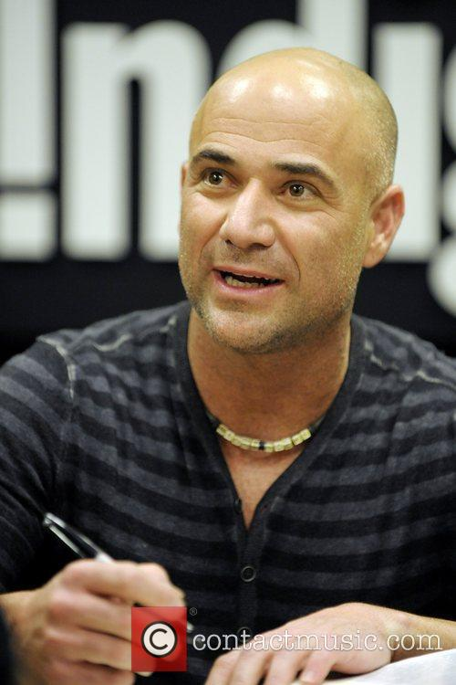 Andre Agassi 6