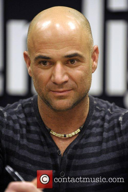 Andre Agassi 11