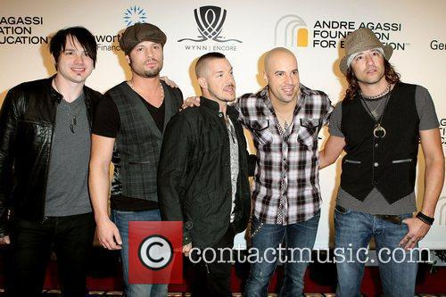 Daughtry The Andre Agassi Foundation For Education hosts...