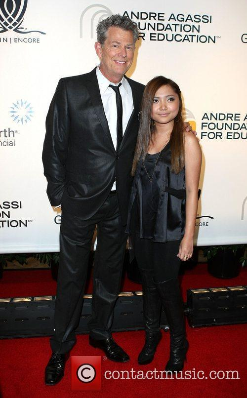 David Foster and Charice Pempengco The Andre Agassi...