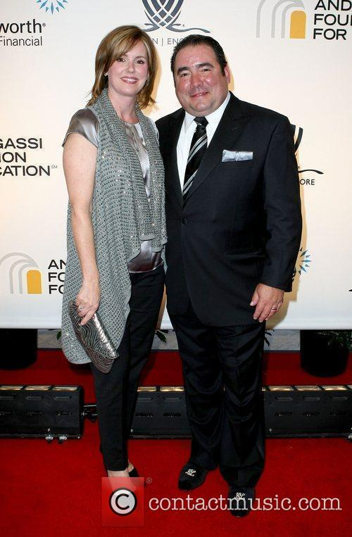 Emeril and Alden Lagasse The Andre Agassi Foundation...