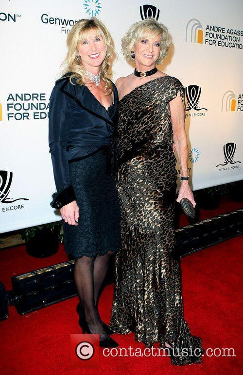 Kevyn and Elaine Wynn The Andre Agassi Foundation...