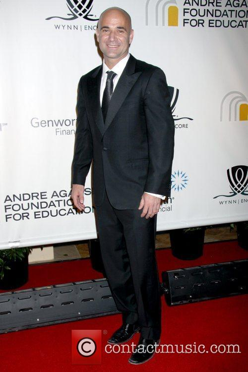 Andre Agassi The Andre Agassi Foundation For Education...