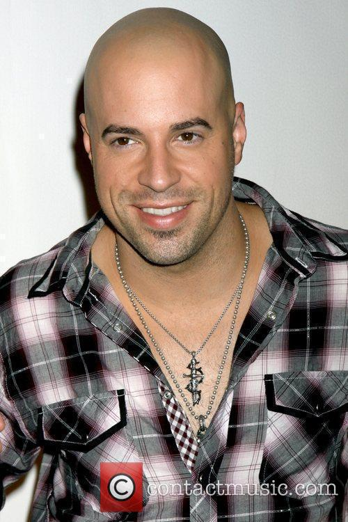 Chris Daughtry and Andre Agassi 5