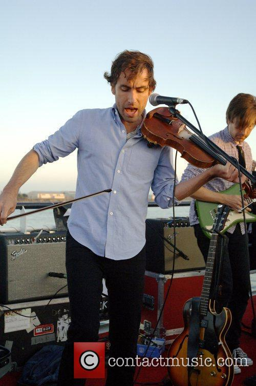 Andrew Bird and Hornblower 2