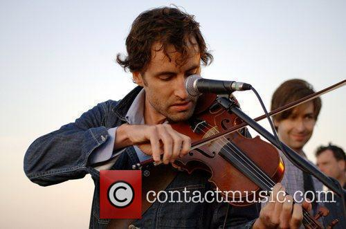Andrew Bird and Hornblower 6