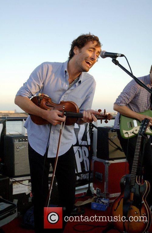 Andrew Bird and Hornblower 10