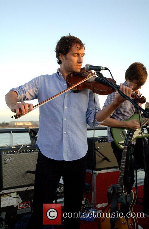 Andrew Bird and Hornblower 5