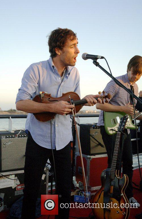 Andrew Bird and Hornblower 11
