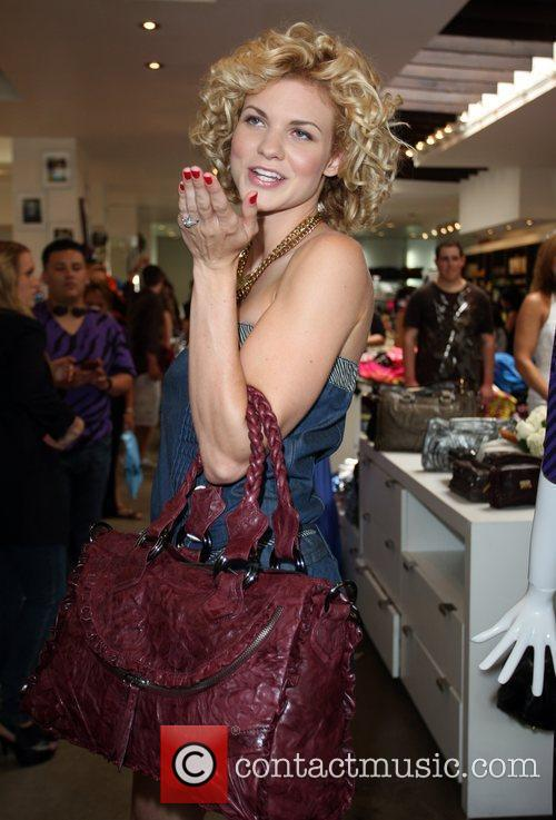 Angel Mccord Attends The Exclusive Preview Of The Magnolia Collection From Treesje 4