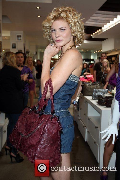Angel Mccord Attends The Exclusive Preview Of The Magnolia Collection From Treesje 6