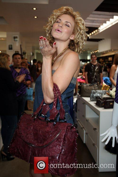 Angel Mccord Attends The Exclusive Preview Of The Magnolia Collection From Treesje 5