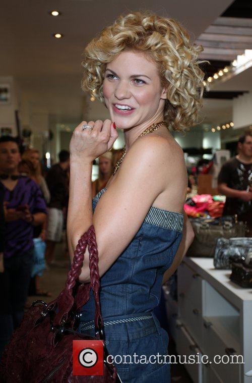 Angel Mccord Attends The Exclusive Preview Of The Magnolia Collection From Treesje 3