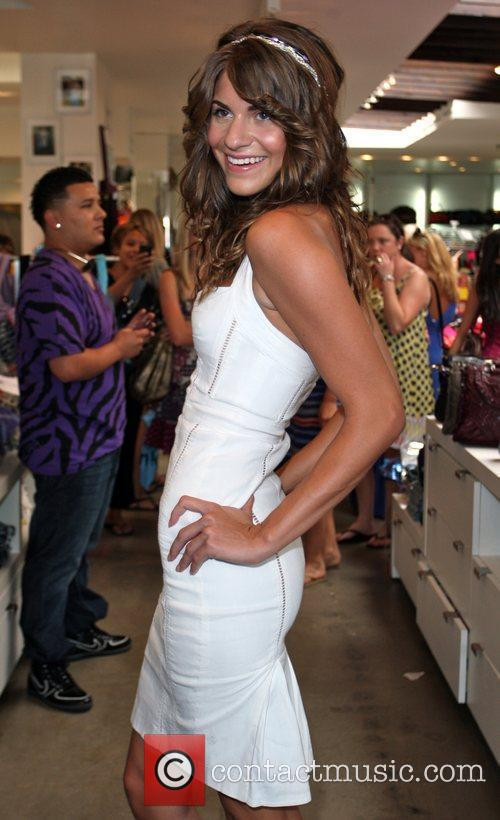Rachel Mccord Attends The Exclusive Preview Of The Magnolia Collection From Treesje 2