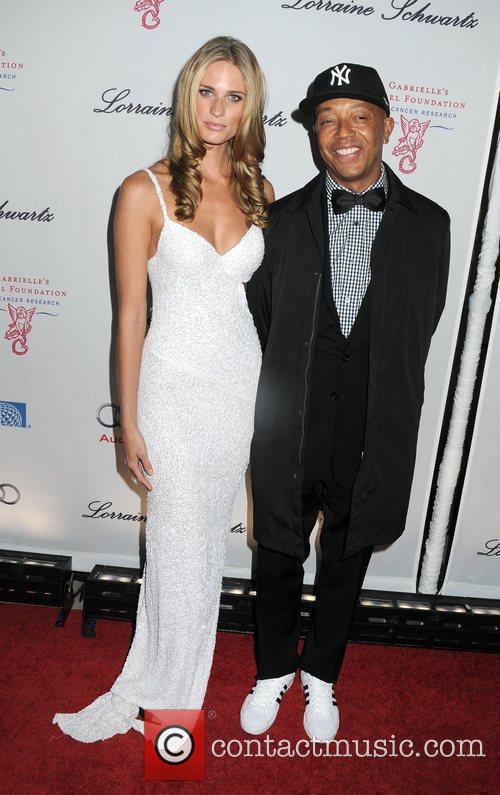 Russell Simmons and Julie Henderson 10