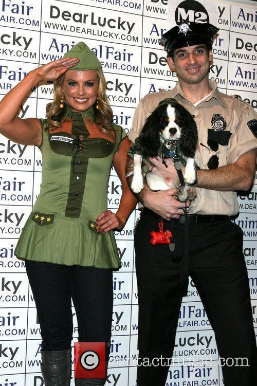 Courtney Friel, of FOX News Animal Fair magazine's...