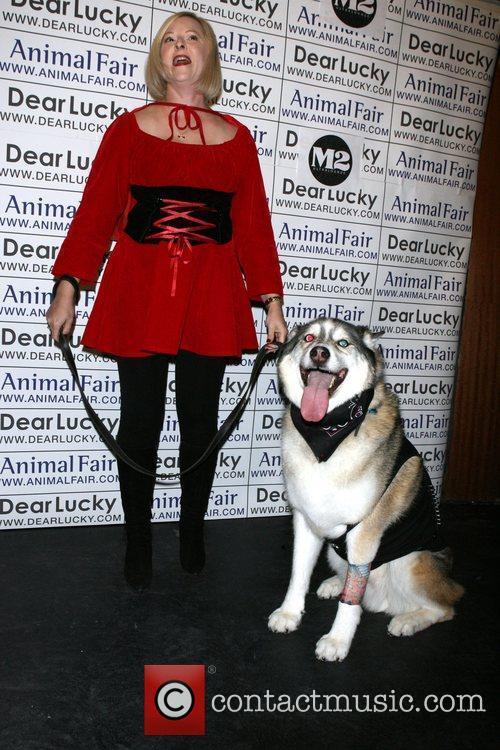 Kristy Edmons, Koby Animal Fair magazine's 9th annual...
