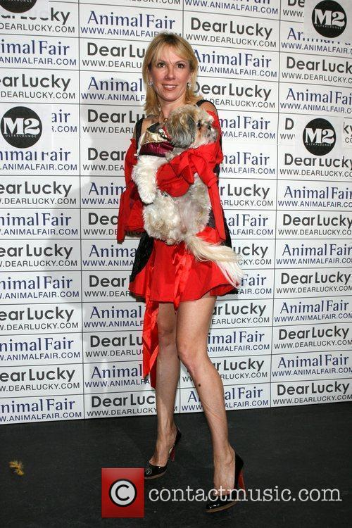Animal Fair magazine's 9th annual Howloween pet costume...
