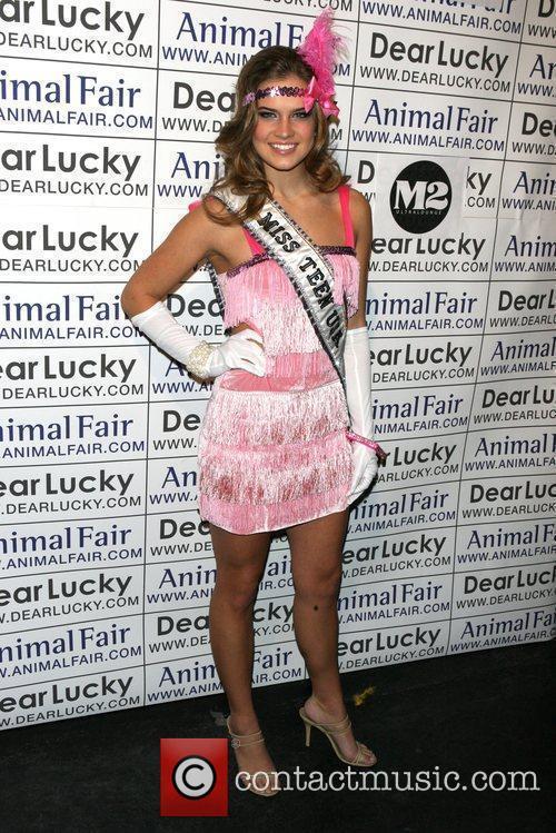 Stormi Bree Henley, Miss Teen USA 2009 Animal...