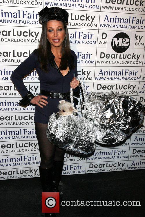 Wendy Diamond, Lucky Diamond Animal Fair magazine's 9th...
