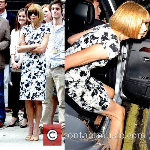 Wintour's fashion faux-pas Fashionista Anna Wintour has been...